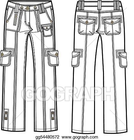 Lady Cargo Pants-lady cargo pants-10