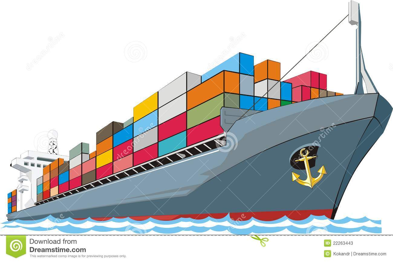 Cargo Ship Stock Photos Clipart Panda Fr-Cargo Ship Stock Photos Clipart Panda Free Clipart Images-1