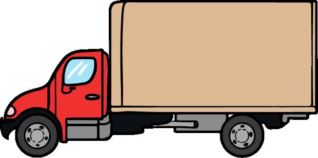 Cargo Truck Clipart-Clipartlook.com-652