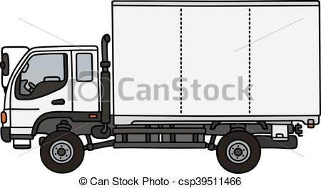 Small cargo truck - csp39511466-Small cargo truck - csp39511466-4