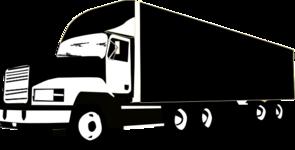 Cargo Truck Clipart