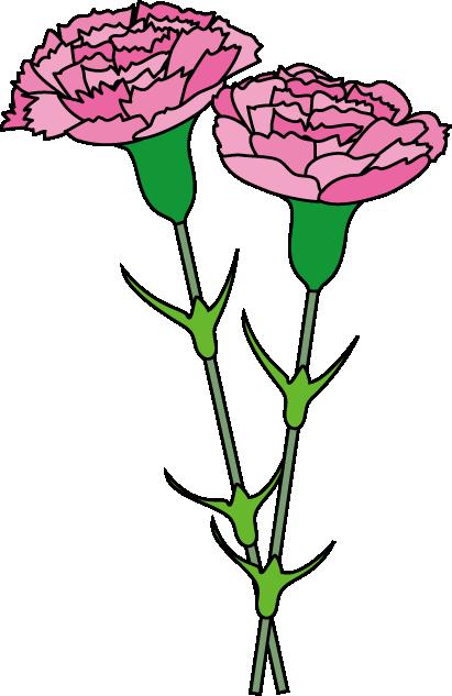 Carnation Clip Art Clipart Best