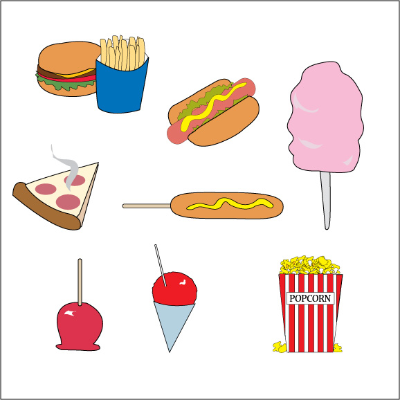 Carnival Food Stand Clipart Cliparthut Free Clipart