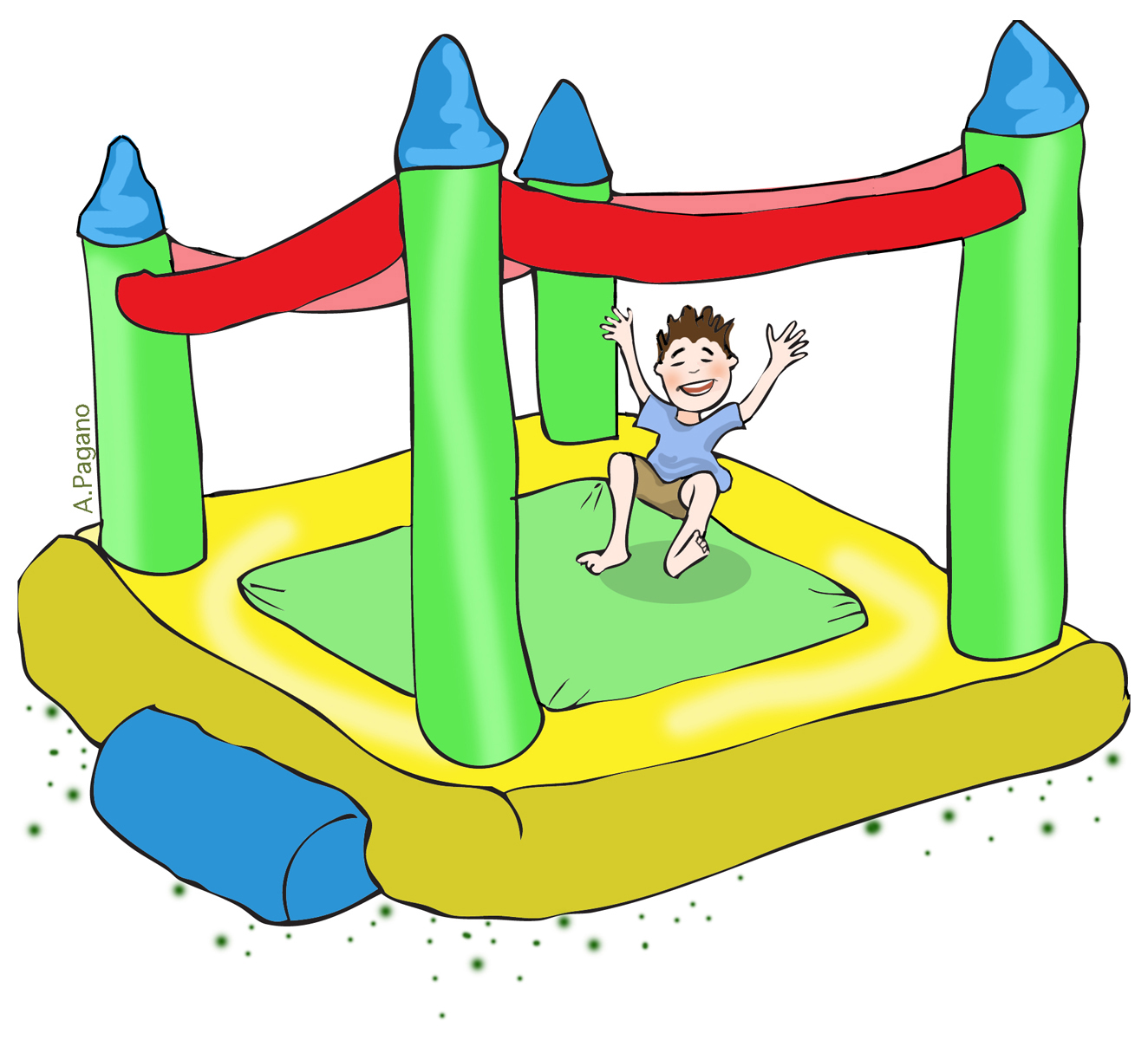 Carnival Games Clipart