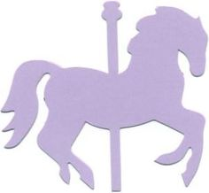 Carousel Horse Cutouts-Carousel Horse Cutouts-7