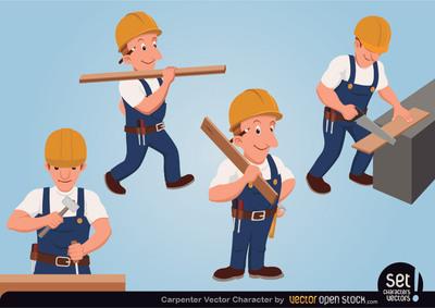 Carpenter Character Set-Carpenter Character Set-4