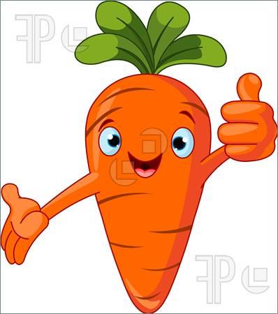 Carrot Clipart-carrot clipart-1