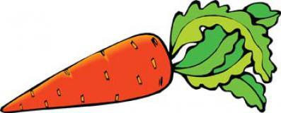 Clipart Carrot