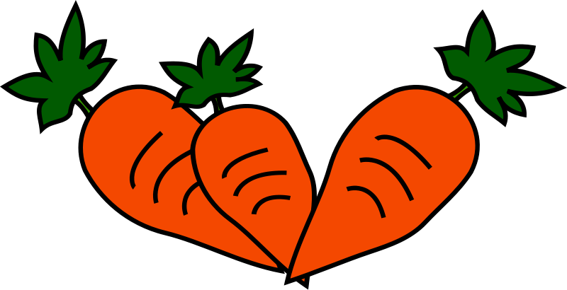 Carrot Clip Art Free