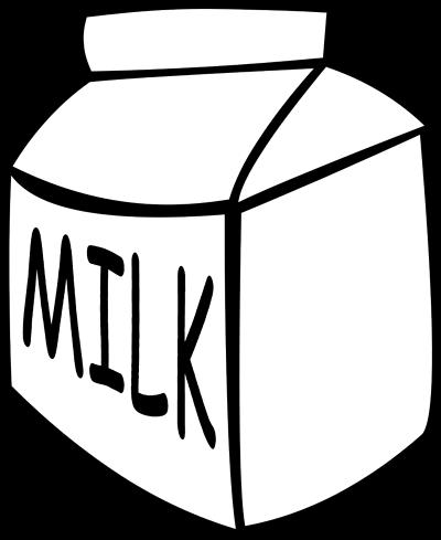 Clip Art Milk