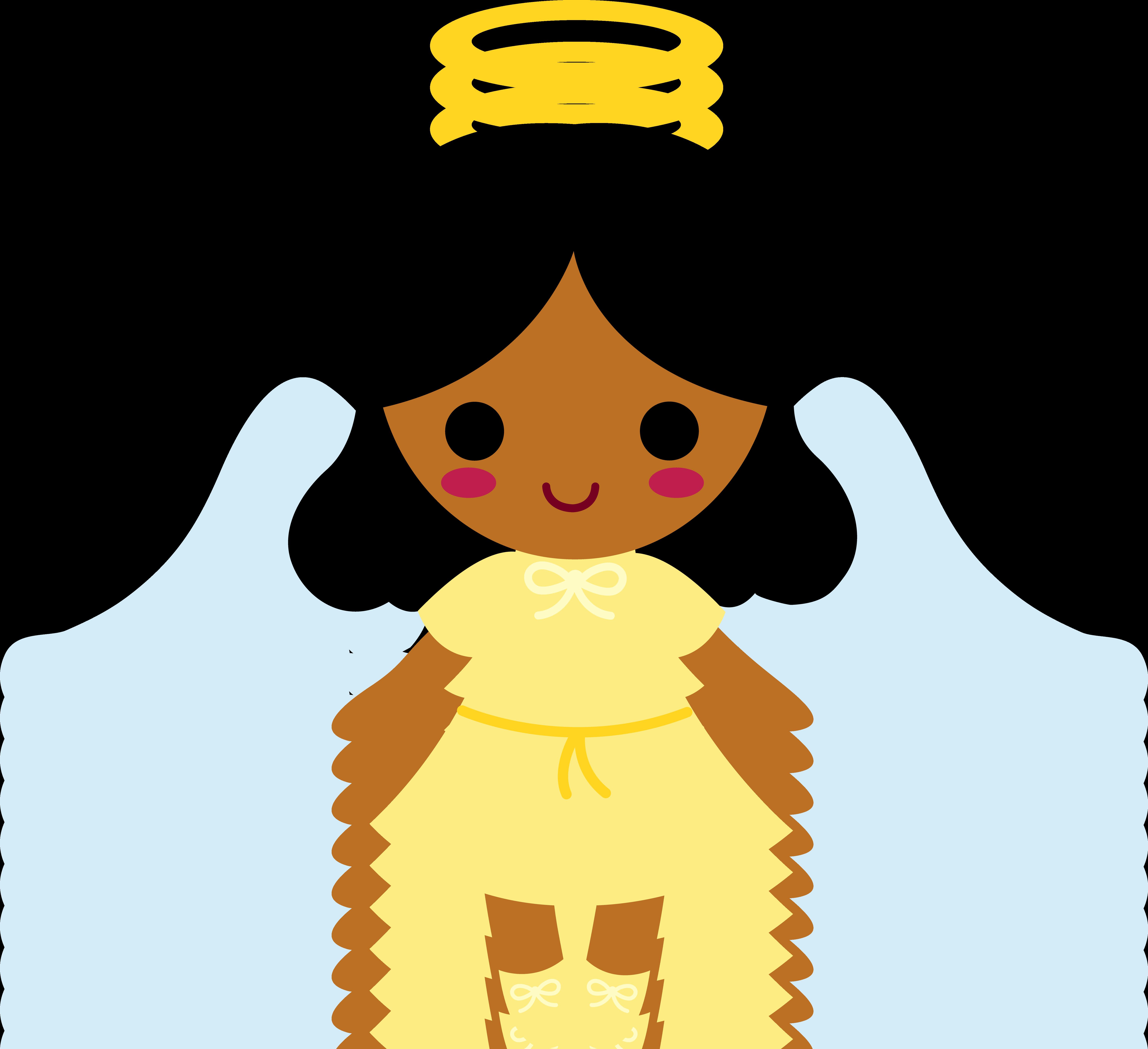 Cartoon Angel Image Free