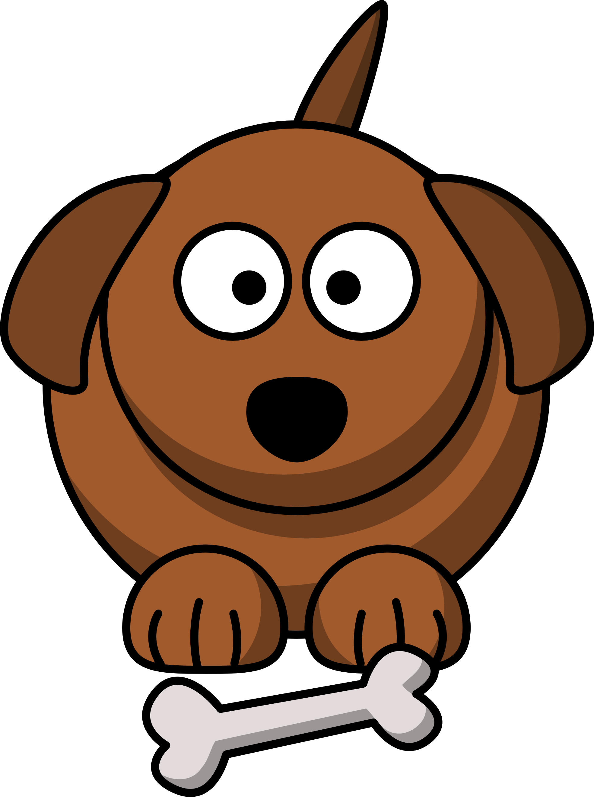 Cartoon Animal Clipart Free - Clipart library