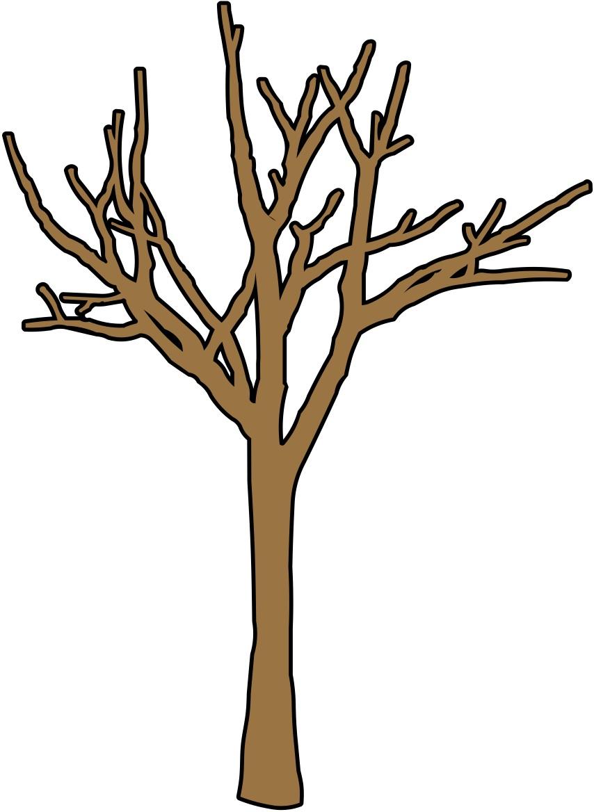 14 Bare Tree Clip Art Clipartlook