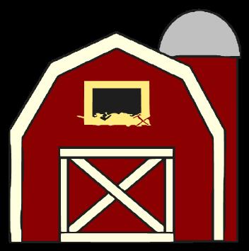 Cartoon Barn - Clipart library