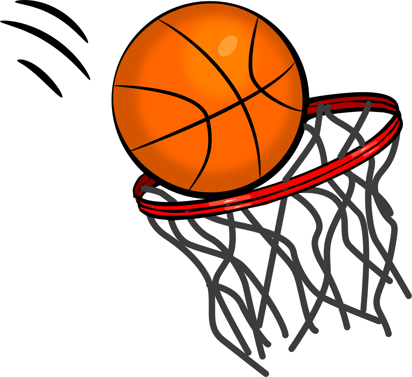 Cartoon Basketball Clipart-Cartoon Basketball Clipart-5