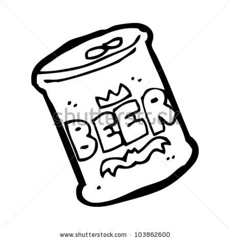 cartoon beer can-cartoon beer can-10