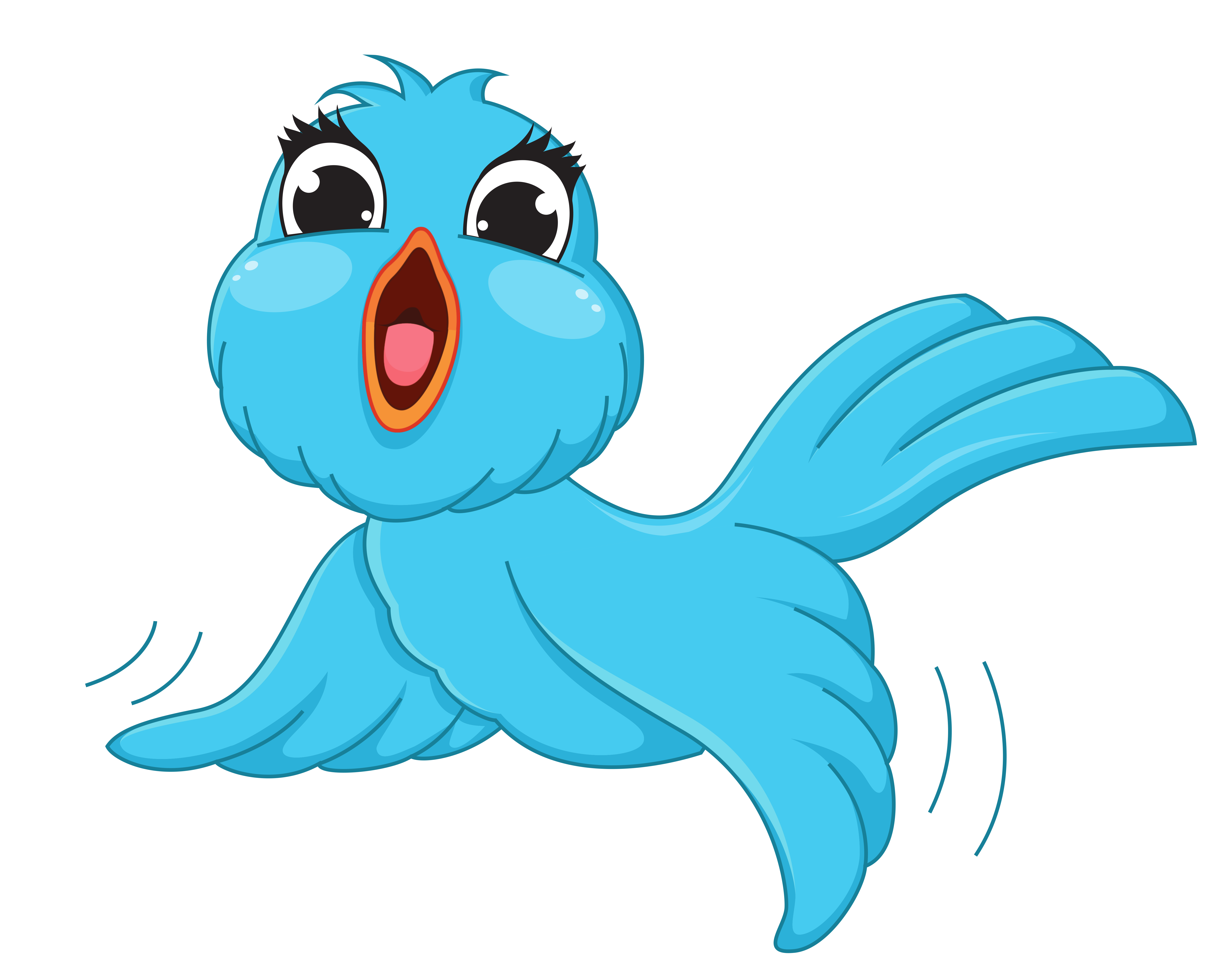 ... Cartoon Bird Clipart; Transparent Bl-... Cartoon Bird Clipart; Transparent Blue Bird PNG Cartoon Picture ...-6