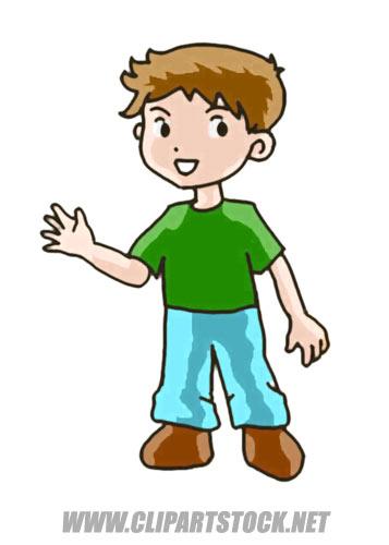 Cartoon Boy Clipart-Cartoon Boy Clipart-11