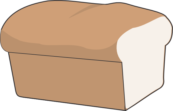 Cartoon Bread Loaf Clipart Best-Cartoon Bread Loaf Clipart Best-6