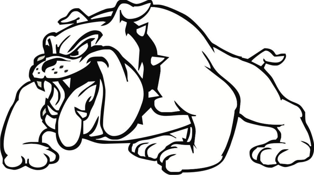 Cartoon bulldog clipart clipartall