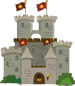 Clip Art Castle