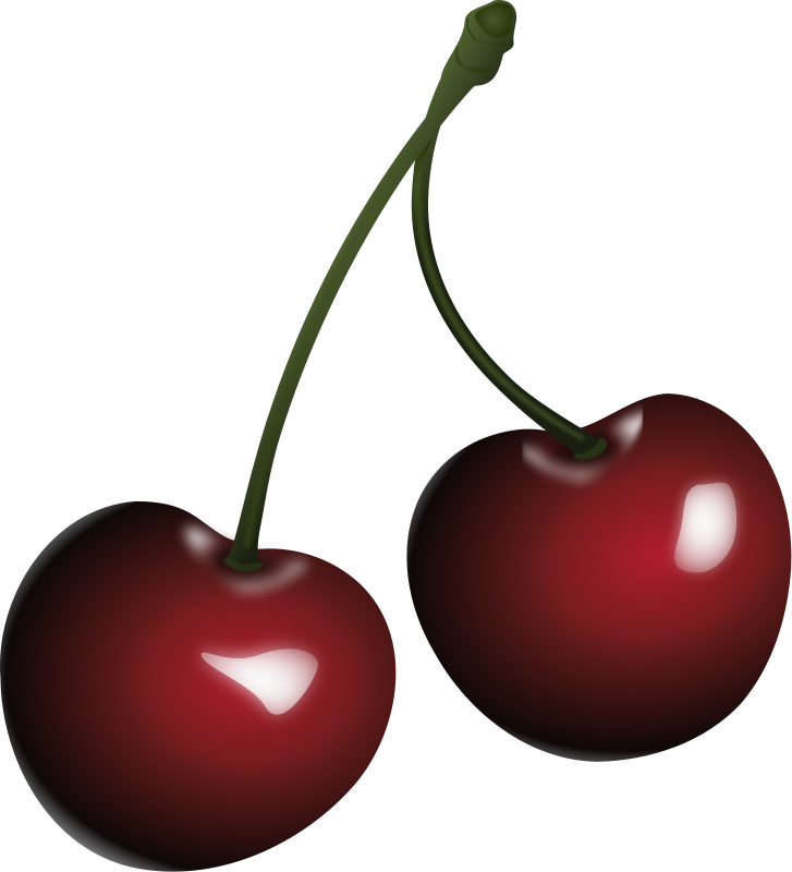 Cartoon Cherries-Cartoon Cherries-1