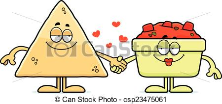 Cartoon Chips and Salsa .-Cartoon Chips and Salsa .-17