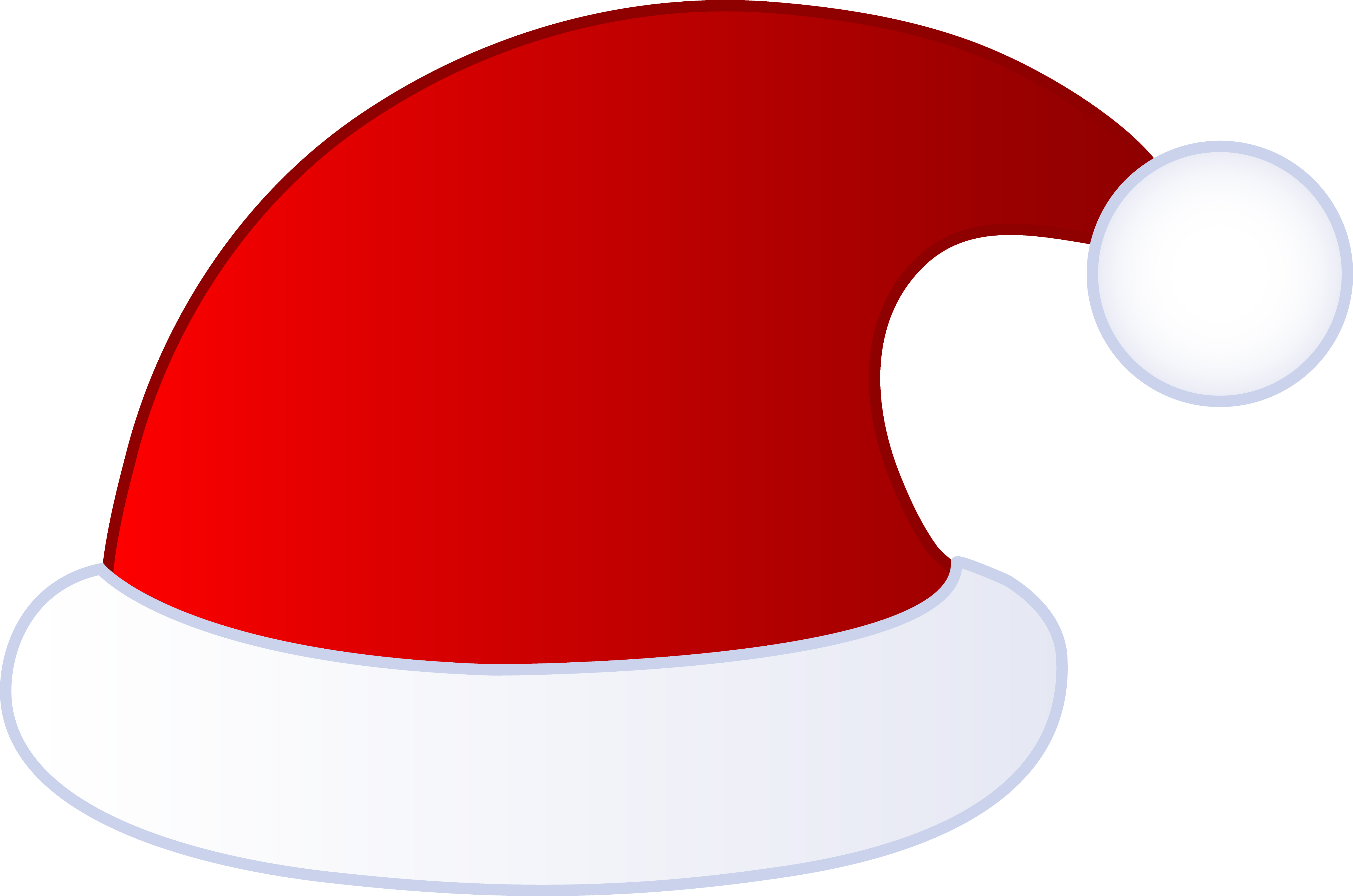 Cartoon Christmas Hats - Clipart library. Cartoon Santa Claus Hat Images Pictures - Becuo