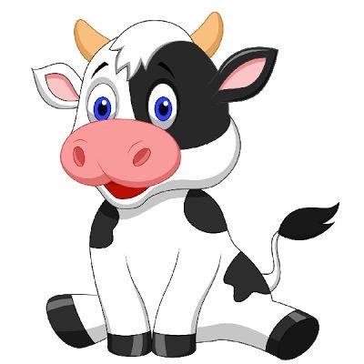 Cartoon Cow Drawing | Cute .-cartoon cow drawing | cute .-1