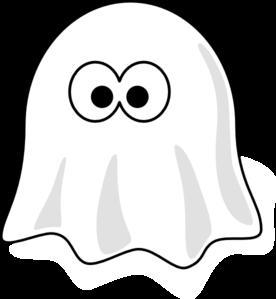 Cartoon cute ghost clipart illustration-Cartoon cute ghost clipart illustration-10