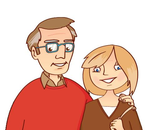 Cartoon Dad Clip Art