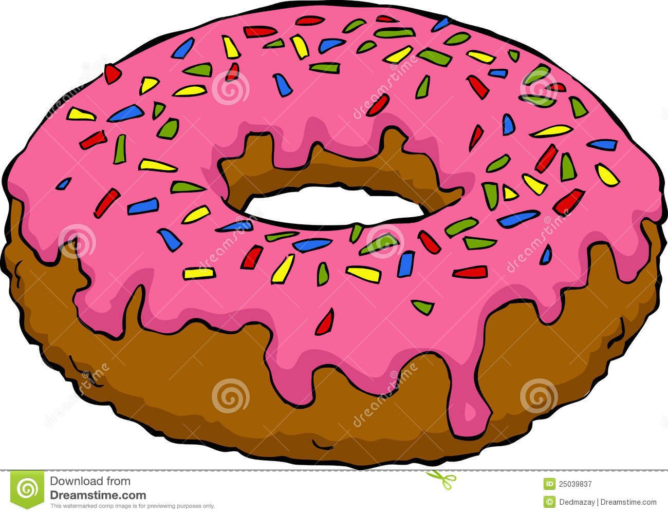 Doughnut Clip Art