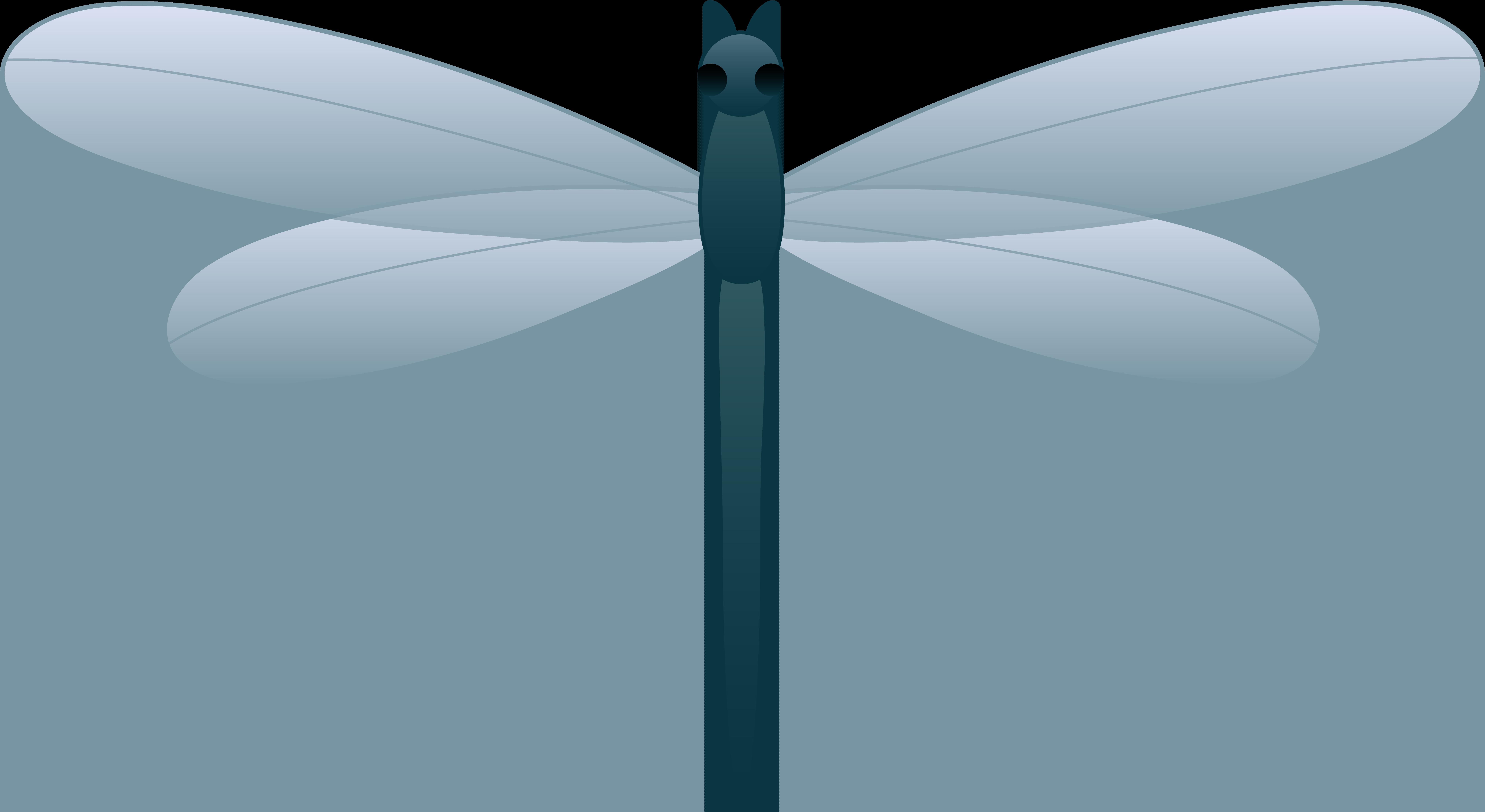 Dragon Fly Clip Art
