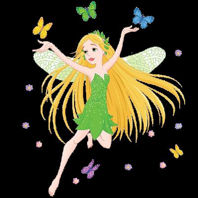 Cartoon Fairies Clip Art Images