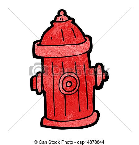 ... cartoon fire hydrant