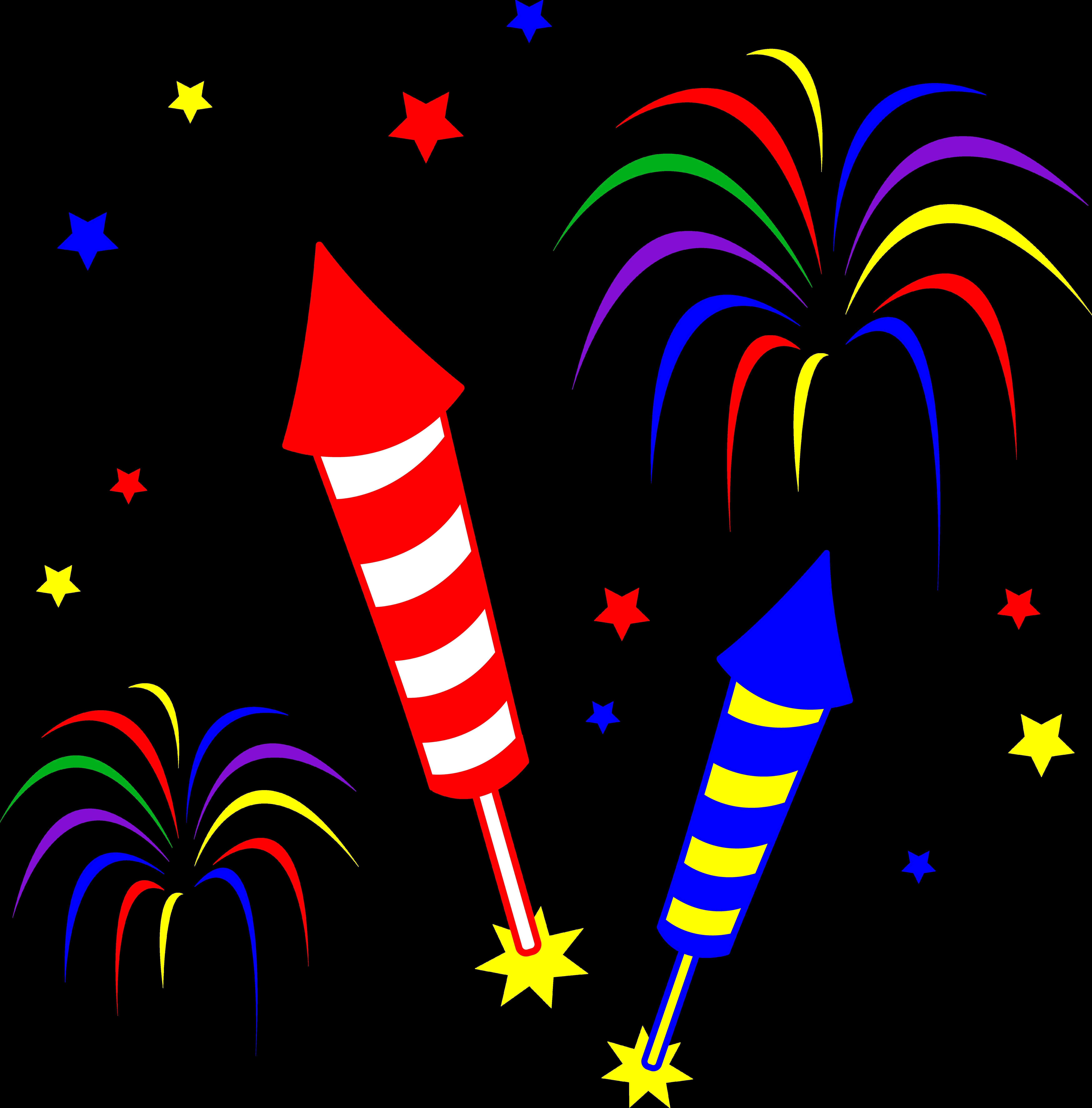Cartoon Fireworks Clip Art Free Courseim-Cartoon Fireworks Clip Art Free Courseimage-2