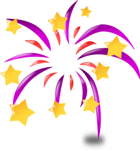 ... Cartoon Fireworks clip art - vector clip art online, royalty free .