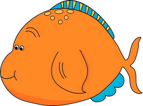 Cartoon Fish Clip Art - clipartall