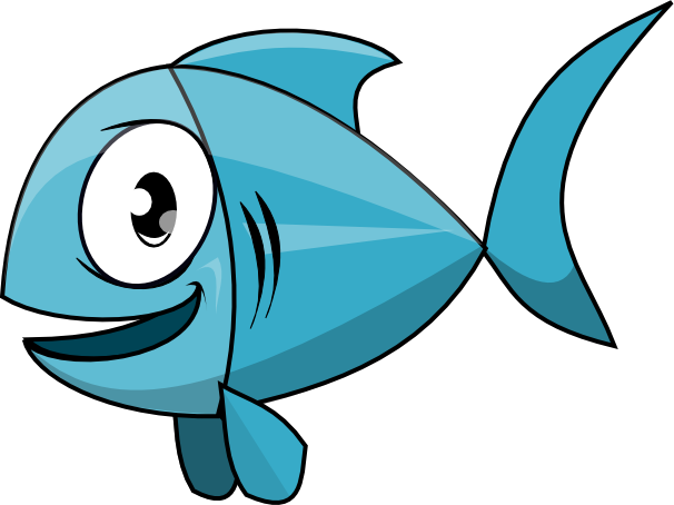 Cartoon Fish Clipart Lol Rofl Com
