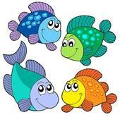 ... cartoon fish ...
