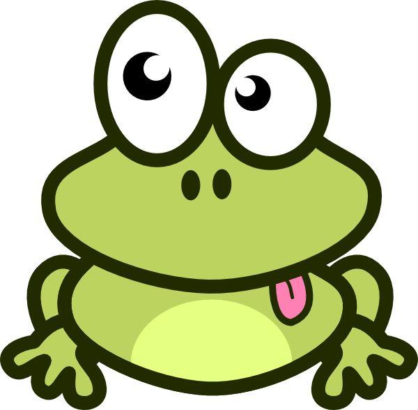 Cartoon Frog Clip Art   Frog Cartoon cli-Cartoon Frog Clip Art   Frog Cartoon clip art - vector clip art online, royalty-17