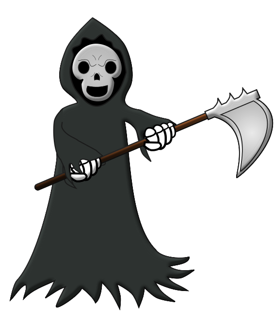 Cartoon Grim Reaper Clipart Images Pictu-Cartoon Grim Reaper Clipart Images Pictures Becuo-3