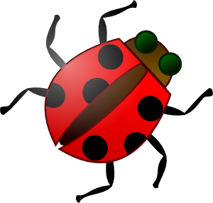 Cartoon Insects - Insects Clipart