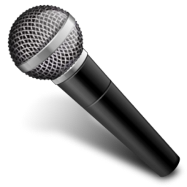 Cartoon microphone clipart clipart kid 2