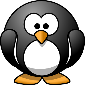 Cartoon Penguin clip art Free Vector ...