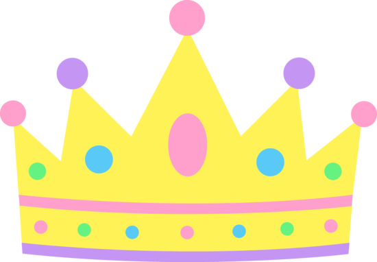Cartoon Princess Crown Clipart Free Clip Art Images