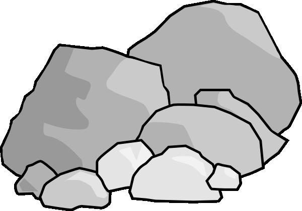 Cartoon Rock Clip Art Clipart .-Cartoon Rock Clip Art Clipart .-0