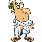 Cartoon Roman Julius Caesar-Cartoon Roman Julius Caesar-5