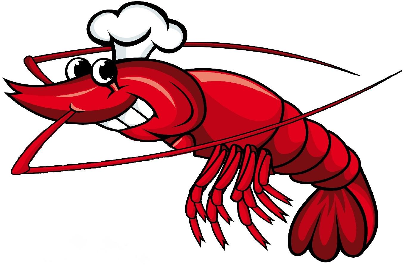 Cartoon Shrimp Clipart Kid 3-Cartoon shrimp clipart kid 3-0