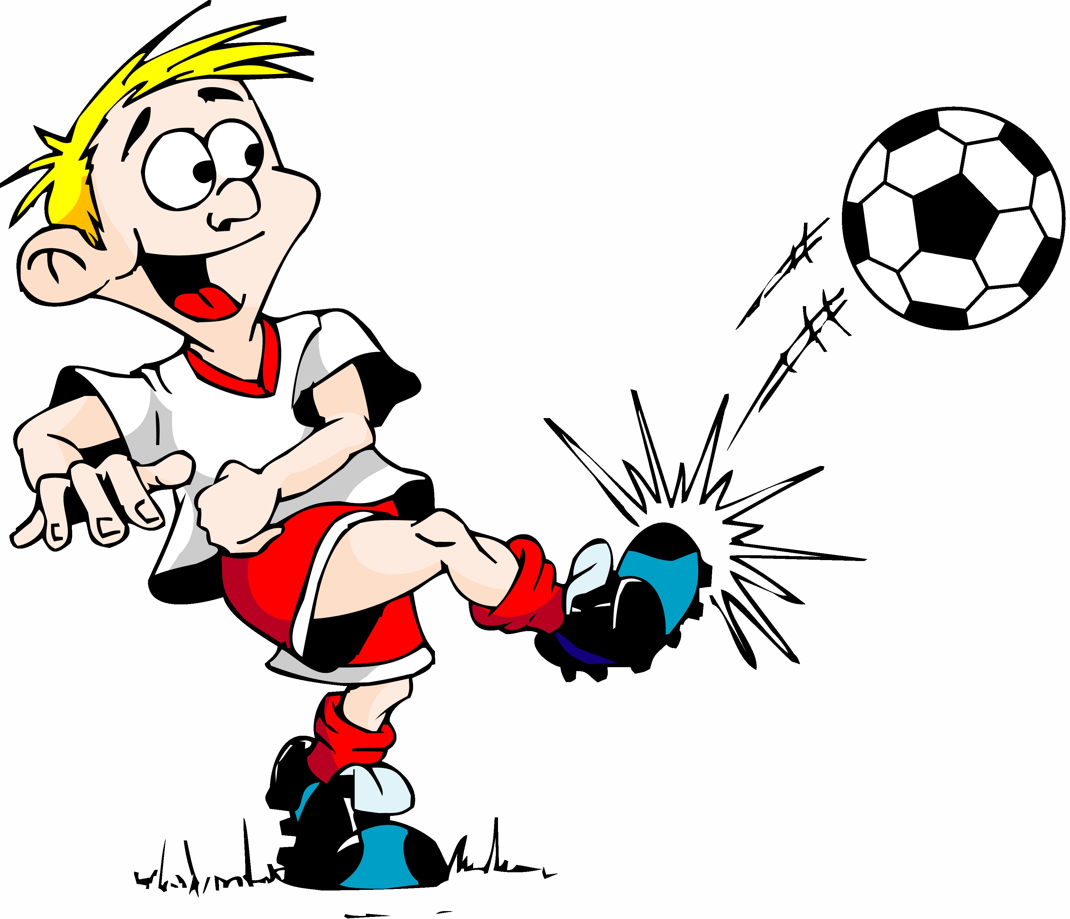 Cartoon Soccer Clipart-Cartoon Soccer Clipart-0